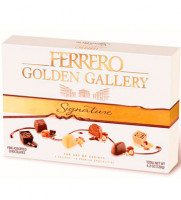 Набор конфет Ferrero Golden Gallery T12 120 г