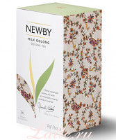 Newby Milk Oolong  2г х 25 пак 50 г