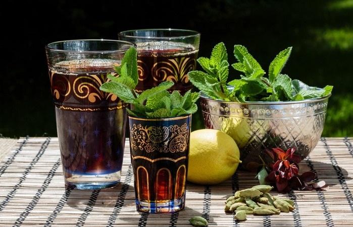 Чай в арабских странах дубай поющий фонтан видео